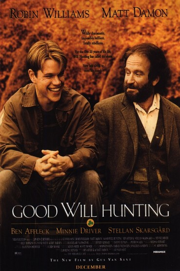 Good Will Hunting Font