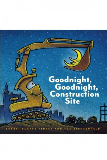 Goodnight, Goodnight, Construction Site Font