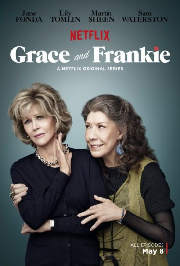 Grace and Frankie Font