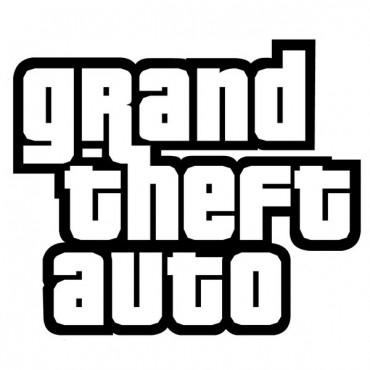 Fonte de Grand Theft Auto
