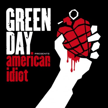 Green Day Font