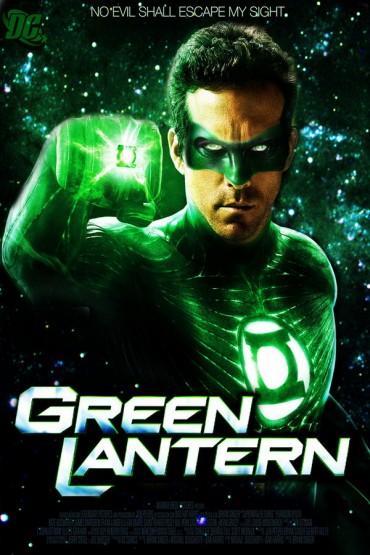 Green Lantern Font