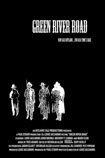 Green River Road Font