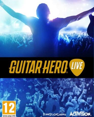 Guitar Hero Live Font