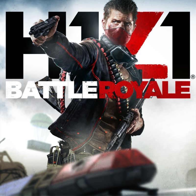 H1Z1 (video game) Font
