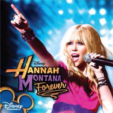 Hannah Montana Forever Font