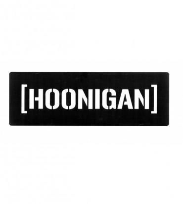 Hoonigan Logo Font