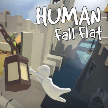 Human Fall Flat Font
