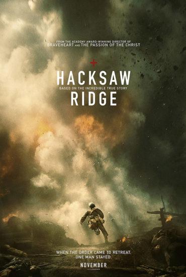 Hacksaw Ridge Font