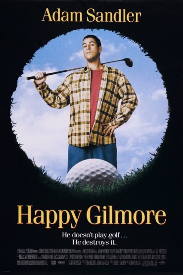 Happy Gilmore Font