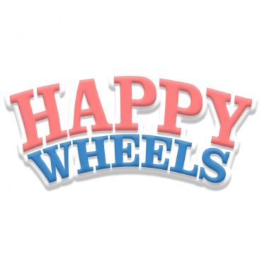 Happy Wheels Font