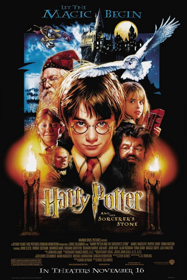 Póster de Harry Potter