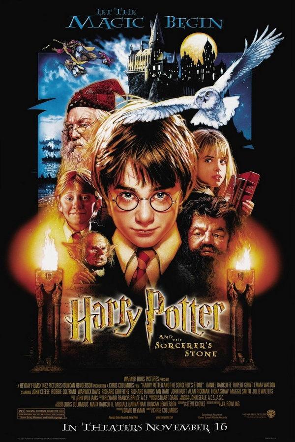 Póster de Harry Potter