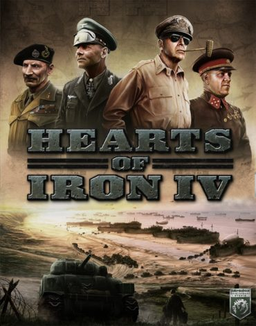 Hearts of Iron IV Font