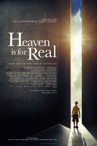 Heaven Is For Real Font