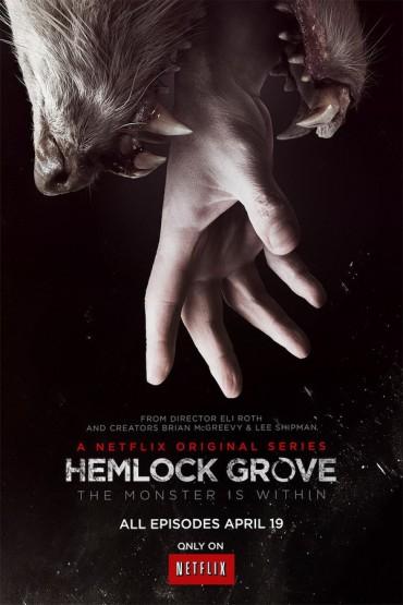 Hemlock Grove Font