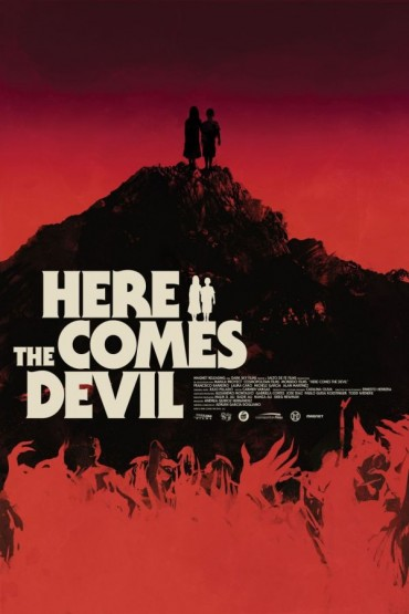 Here Comes the Devil Font