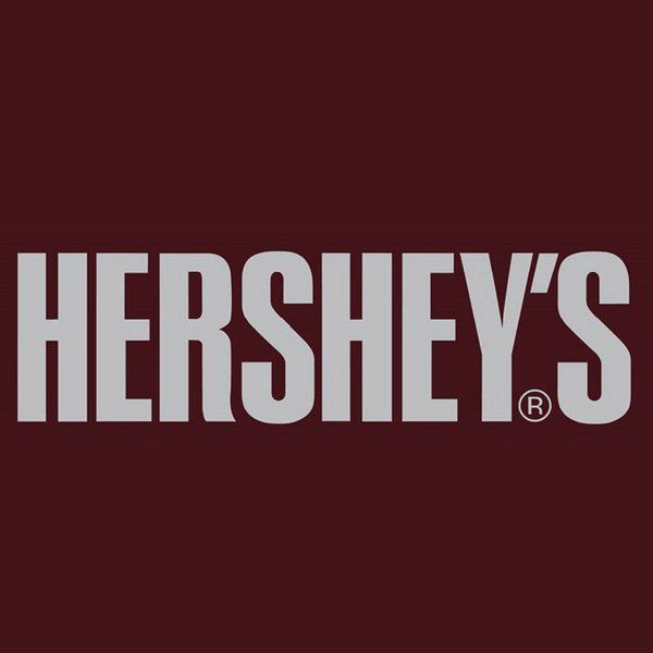 Hershey S Font And Hershey S Logo