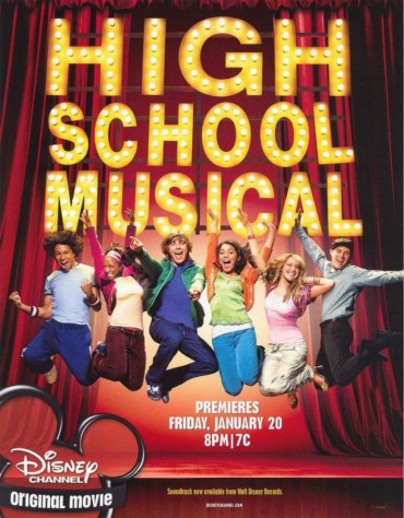 High School Musical Font