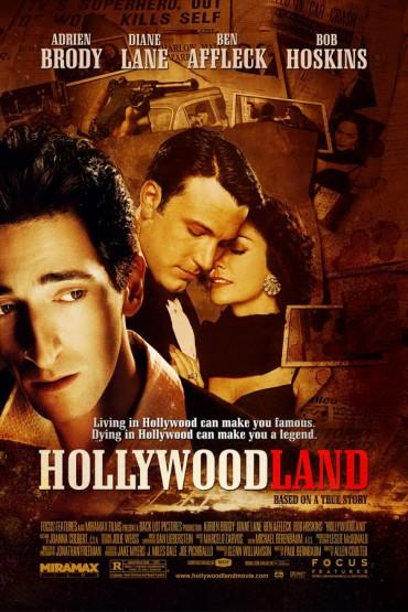 Hollywoodland Font