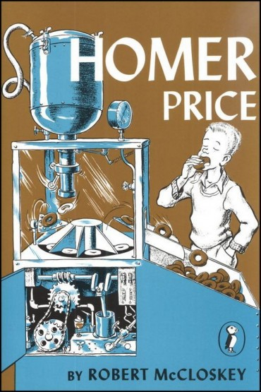 Homer Price Font