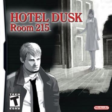 Hotel Dusk: Room 215 Font