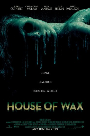 House of Wax Font