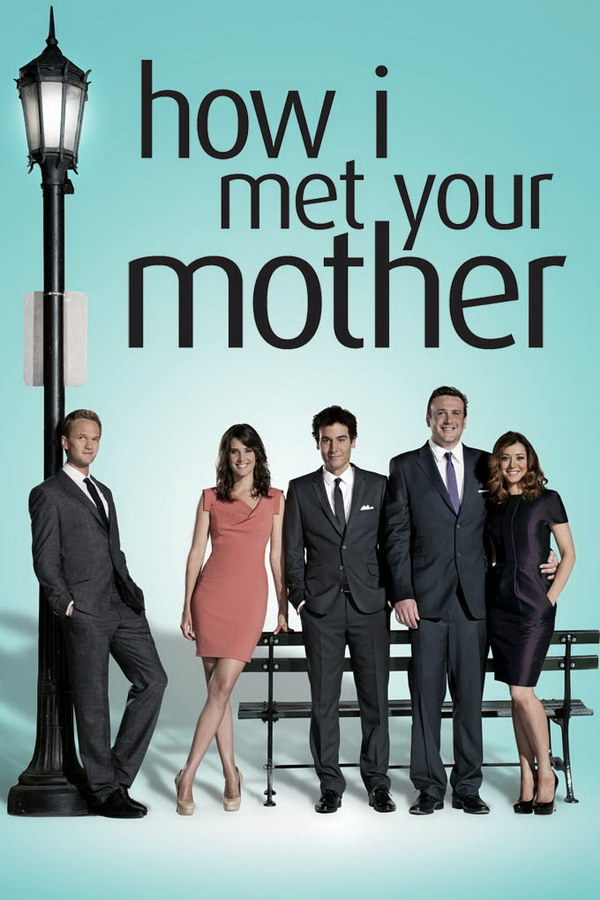 How I Met Your Mother Online Stream