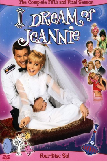 I Dream of Jeannie Font
