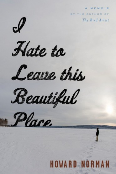 I Hate to Leave This Beautiful Place Font