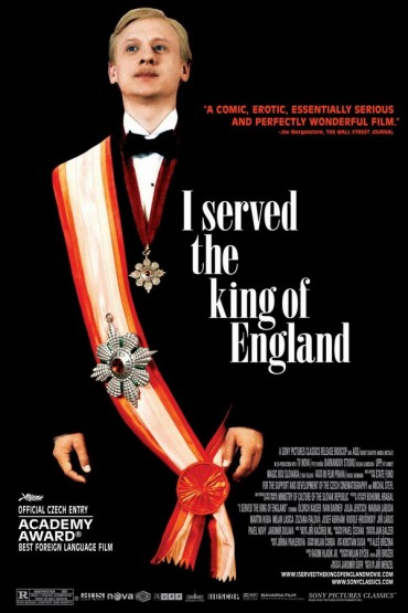 I Served the King of England Font