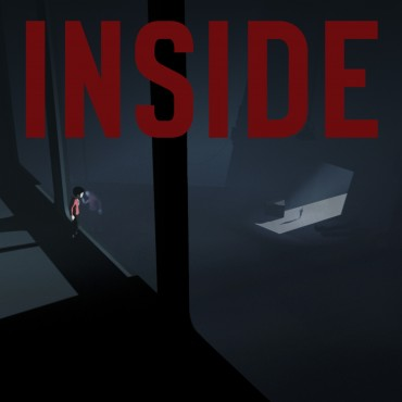 Inside (Video Game) Font