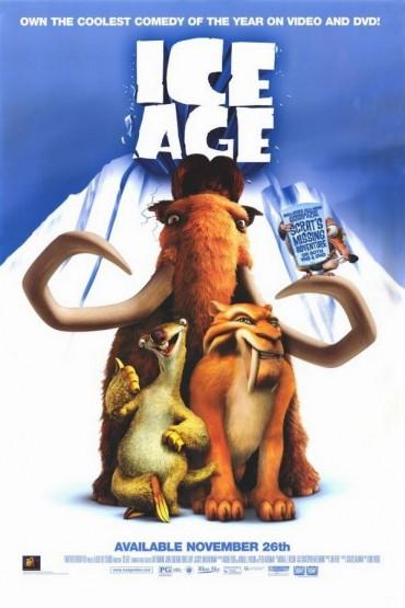 Ice Age Font