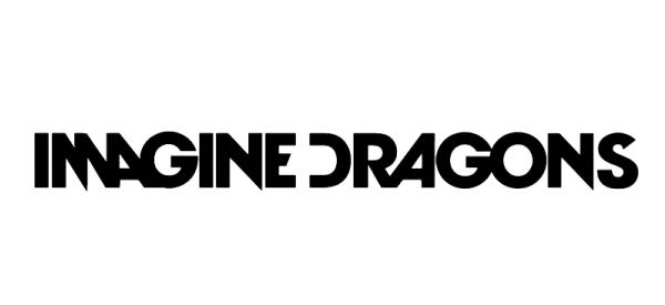 Imagine Dragons Logo Font