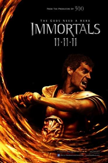 Immortals Font