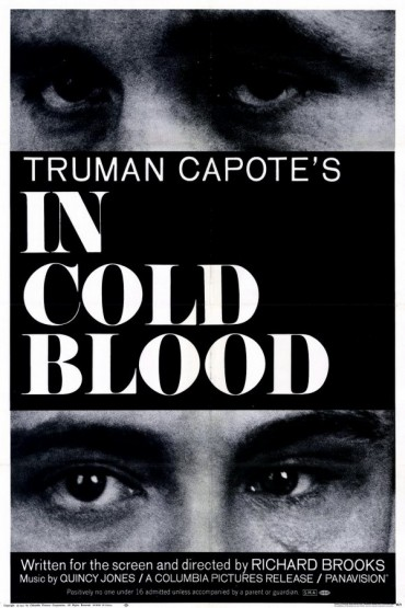 In Cold Blood Font
