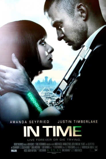 In Time Font