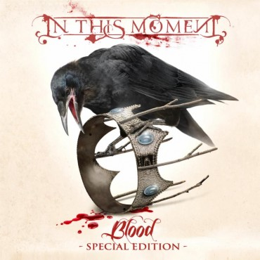Blood (In This Moment) Font