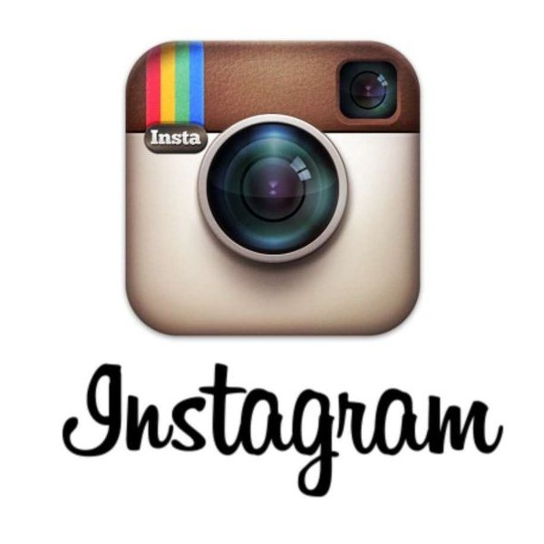 Instagram Font and Instagram Logo