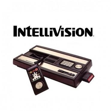 Intellivision Font