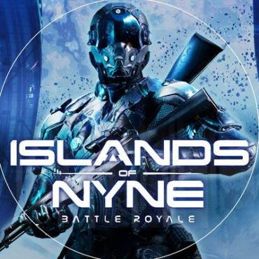 Islands of Nyne Font