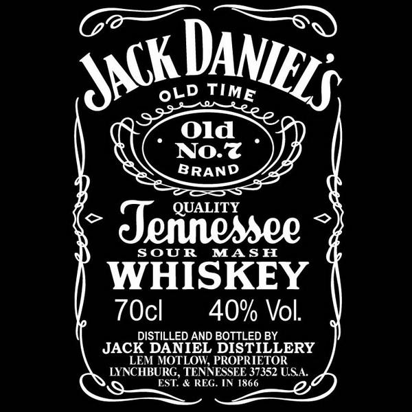 Jack Daniels Font and Jack Daniels Label Jack Daniels Logo Maker