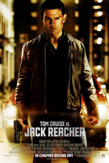 Jack Reacher Font