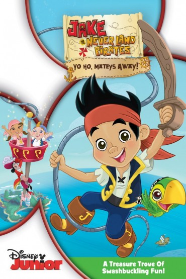 Jake and the Never Land Pirates Font