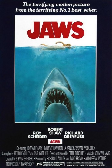 Jaws Font