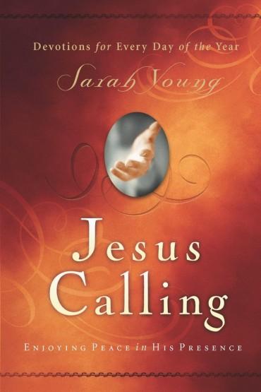 Jesus Calling Font