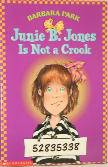 Junie B. Jones Font