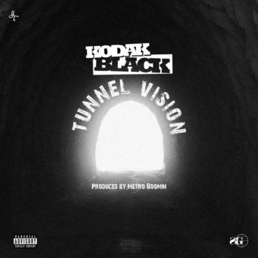 Tunnel Vision (Kodak Black) Font