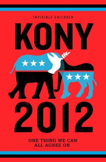 Kony 2012 Font