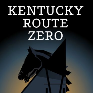 Kentucky Route Zero Font
